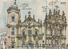igrejas do porto