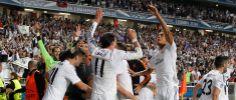 El Real Madrid, de récord en la Champions