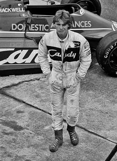 At 19 years and 182 days old, Mike Thackwell became the youngest driver ever to start a World Championship Grand Prix, in Canada 1980. Here, a week later, he attempted to repeat the feat at the US Grand Prix at Watkins Glen, but his Tyrrell-Ford let him down. In F2 he finished 2nd in 1983, and winning the European Formula 2 title in dominating form in 1984. He continued to look for a Formula 1 seat while winning in Formula 3000 and for Mercedes in the 1986 Nurburgring 1000. He retired just…