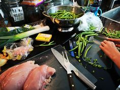 ingrediënten soto Asian Recipes, Ethnic Recipes, Multicooker, Seaweed Salad, Crockpot, Slowcooker, Kitchen, Foodies, Cooking