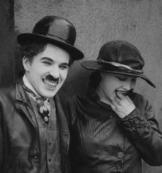 Charles Chaplin y Ed