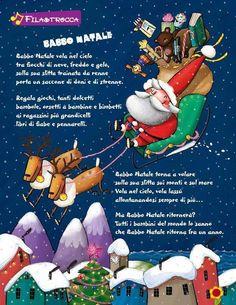 Filastrocca Babbo Natale