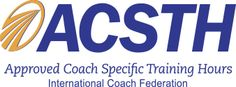 ICF Approved for 72 Coach Specific Training Hours