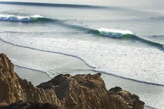 (See T-Shirt Pin) #CAsSurf | Black's Beach, San Diego, California