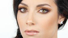 Ciao a tutti! In questo video vi propongo un makeup sui toni caldi del caramello. Buona visione! Iscrivetevi, per non perdevi altri video!!! http://www.youtu...