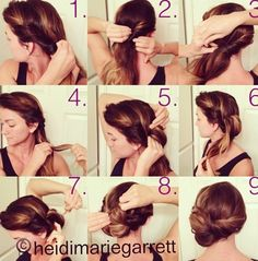Swell Up Dos Updo And Tutorials On Pinterest Short Hairstyles For Black Women Fulllsitofus