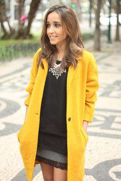 Las 13 mejores imágenes de Abrigo amarillo en 2019   Abrigo