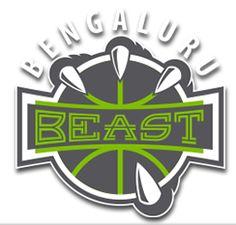 Bengaluru Beast -UBA Pro Basketball League- Division: South #BengaluruBeast #Bengaluru Karnataka #India #UBA (L20300)