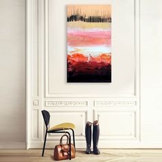 Looking for an original painting for your home or office? We, at Art Nrshinga, have a great selection of original abstract paintings for sale Abstract Art For Sale, Abstract Canvas Art, Hanging Paintings, Paintings For Sale, Original Artwork, Original Paintings, Back Painting, Shades Of Gold, Geometric Art