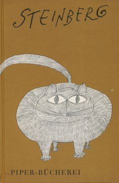 Saul Steinberg book cover.