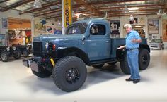 Before there was the Dodge Ram, there was the Dodge Power Wagon. The versatile light truck was built in various forms from the mid-1940s right up until 1981 when the first Ram was introduced, and today the vehicle has a little bit of a cult following, especially among collectors and history buffs...