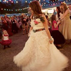 Color splash random sh t pinterest colour splash for Vintage wedding dresses dallas