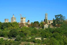 La cité d'Uzès, duché autrefois, semble être épargnée par le temps Holidays France, Pont Du Gard, Dolores Park, Travel, Viajes, Trips, Tourism, Traveling