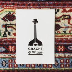 Logo design voor Gracht & Praal