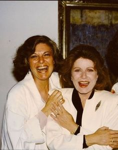 Anne Bancroft & Patty Duke :) Hollywood Glamour, Classic Hollywood, Old Hollywood, Patty Duke Show, John Astin, The Miracle Worker, Anne Bancroft, Orson Welles, Clark Gable