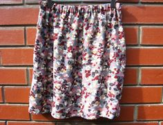 DIY Skirt With Pockets | Angela Osborn I'm a bit in love with skirts with…