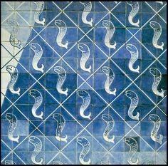 Portinari, azulejos, antigo MEC, Rio de Janeiro, 1941-45.