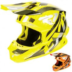 d01194084 FXR Racing Blade Carbon MX Mens Off Road Dirt Bike Motocross Helmets Off  Road Dirt Bikes