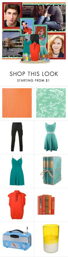 """""""Roxanne, please don't forget me. I will return someday. Though I might be in traction when I do!"""" by aksmasads ❤ liked on Polyvore featuring Sophnet., Dorothy Perkins, Vivienne Westwood and Pols Potten"""