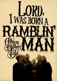 Allman Brothers Band | Ramblin' Man