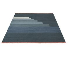 & Tradition Another Rug AP3 Blue Thunder tæppe 170x240.