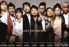 One Piece Voice Actors