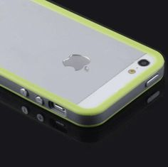 Silicone Frame Bumper Case for Apple iPhone 4/4S