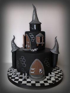 bolo castelo