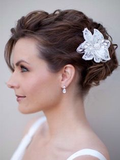 I'd love my hair like this for Christie's wedding