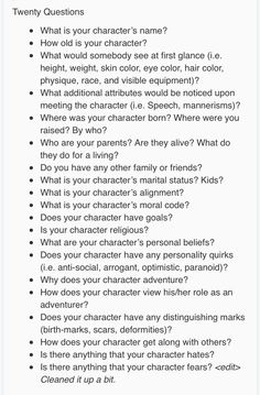 Dungeons and dragons character backstory help writing ideas, writing prompts, writing inspiration, character Creative Writing Tips, Book Writing Tips, Writing Prompts, Writing Help, Writing Ideas, Dungeons And Dragons Characters, D&d Dungeons And Dragons, Game Master, Character Questions