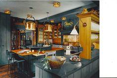 Dutch colonial kitchen
