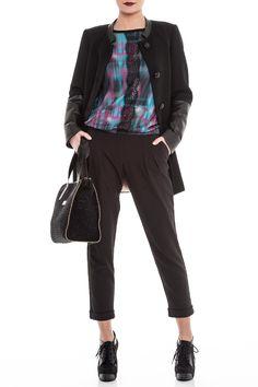Casaco de manga comprida 6576-8731 | Ana Sousa