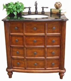 Chesterfield Traditional Bathroom Vanity Soci_Chesterfield by Soci