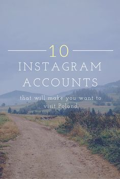 10 Instagram accounts that will make you want to visit Poland