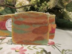 Texas T&T Bumble Berry Natural Cold Processes Lye Soap Coconut Oil  5.5 oz  #TEXASTANDTHANDMADESOAPS