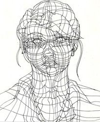 1734829 Blind Contour moreover Contour drawing additionally Countour Line Drawing moreover Cross Contour moreover 465302632. on blind contour drawing