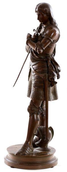 Eutrope Bouret - Joan of Arc