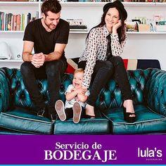 Como sabemos que estas remodelando tu casa y cambiando tus muebles por los nuestros, #LulasDecoración te presta el servicio de #Bodegaje para que los guardes mientras te entregan tu nuevo espacio. Solicita ya este servicio en el tel: 2684641