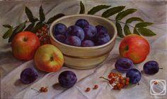elena Shumakova arte pinturas flores naturaleza muerta