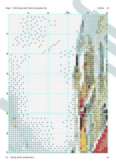 Gallery.ru / Фото #16 - *** - irina60irina Grid, Cross Stitch, Bullet Journal, Log Projects, Punto De Cruz, Dots, Couples, Seed Stitch, Cross Stitches