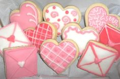 Cookies can be order in assorted designs and colors. Description from etsy.com. I searched for this on bing.com/images