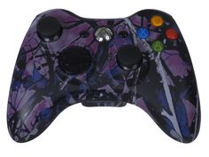 Xbox 360- Midnight Controller