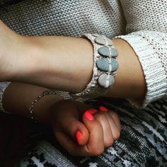 Stones #handmade #handmadejewelry #balticstone #etsy #etsyshop #nails #nailart…