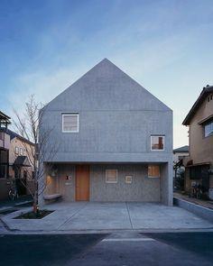 八島建築設計事務所|Yashima architect and associates | 武蔵野の家 / Musashino house