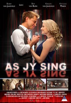 'n Nuwe Afrikaanse fliek is op pad. As jy sing met Bobby en Karlien van Jaarsveld, Hanna Grobler, Franja du Plessis, Robbie Wessels en 'n blondine (dié is nog 'n geheim. Hd Streaming, Streaming Movies, Hd Movies, Movies And Tv Shows, Movies Online, Finding Meaning In Life, African Love, Singing Competitions, Hush Hush