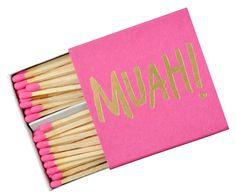 Muah! Matchbox $7    Hattan Home