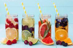 5 recetas de agua infusionada ideales para sustituir el refresco en las comidas…