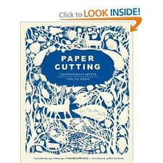 Book on contemporary paper cutting.