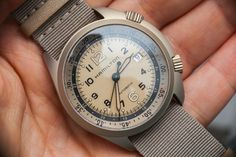 Hamilton Reveals The Khaki Pilot Pioneer Aluminum, A Hands-On With Their First Watch In Aluminum Hands-On