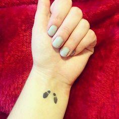 Ou uma ainda mais sutil. | 31 tatuagens de babar para os amantes de livros de aventuras fantásticas